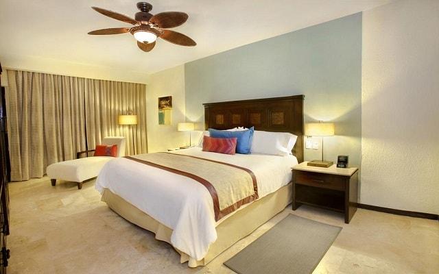 Hotel Casa Dorada Los Cabos, habitaciones con todas las amenidades