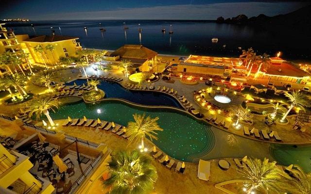 Hotel Casa Dorada Los Cabos, vistas increíbles