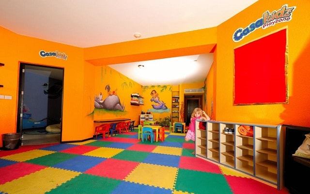 Hotel Casa Dorada Los Cabos, opciones divertidas para los más pequeños
