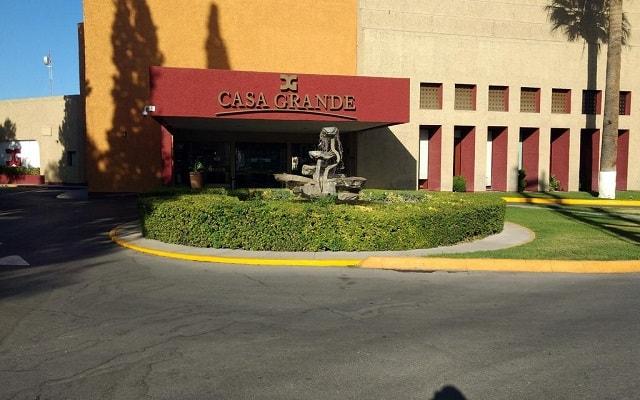 Hotel Casa Grande Chihuahua en Chihuahua Ciudad