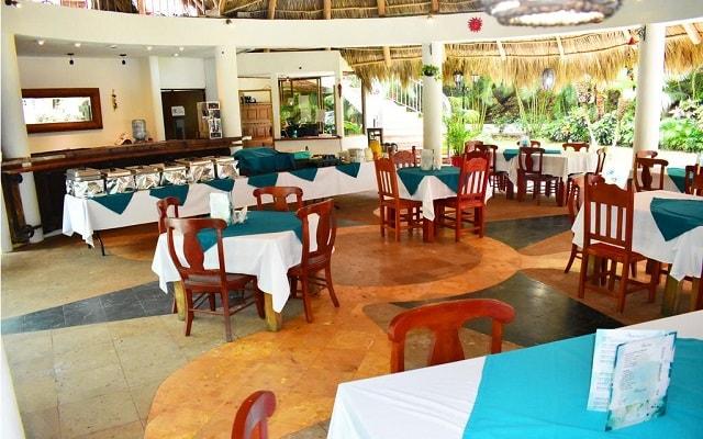 Hotel Casa Iguana Mismaloya, escenario ideal para tus alimentos