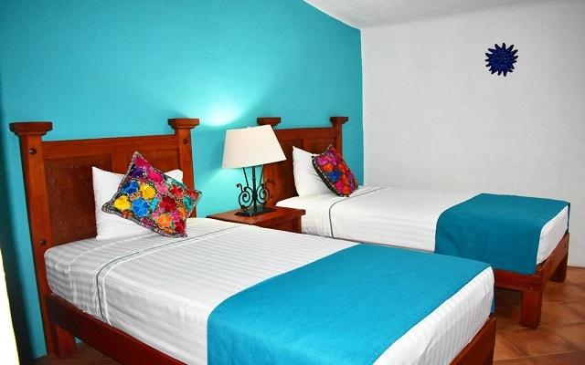 Hotel Casa Iguana Mismaloya, confort en cada sitio
