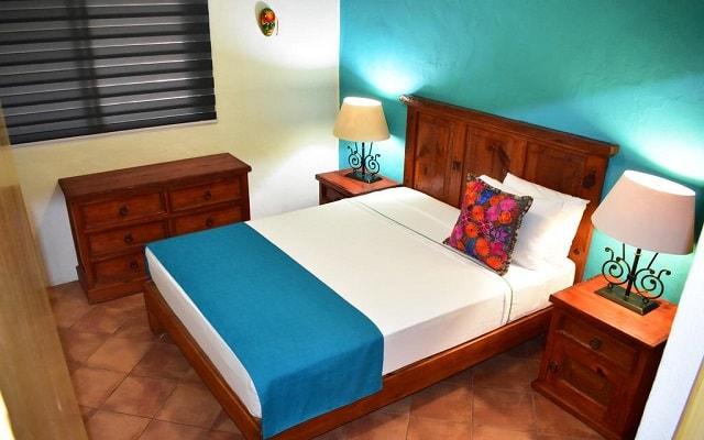 Hotel Casa Iguana Mismaloya, habitaciones acogedoras