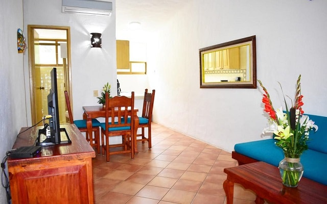 Hotel Casa Iguana Mismaloya, habitaciones bien equipadas