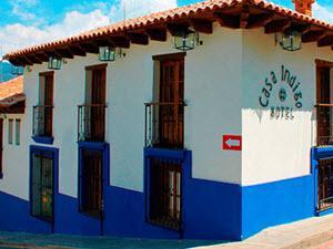 Hotel Casa Índigo en San Cristóbal