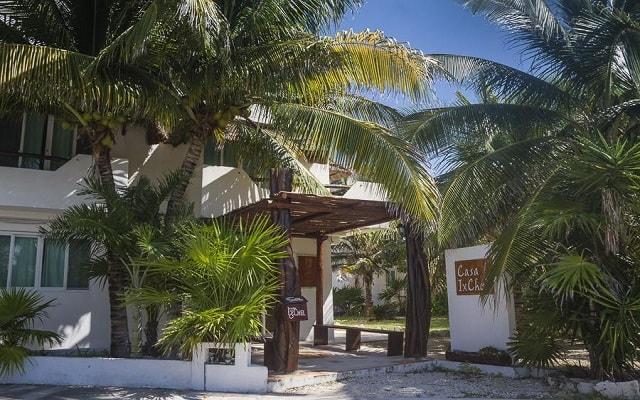 Hotel Casa Ixchel en Isla Mujeres