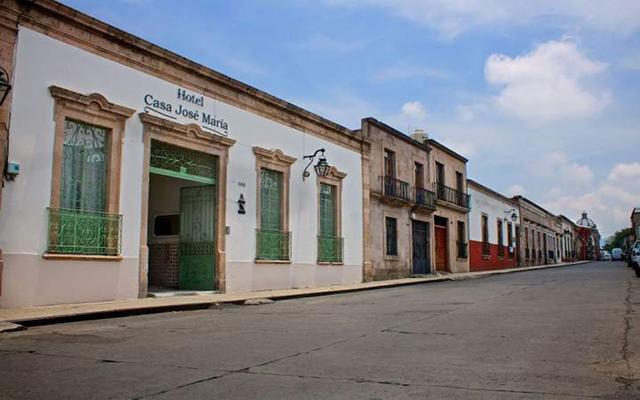 Casa José María Hotel en Morelia Ciudad
