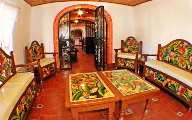 Hotel Casa Margaritas en Creel