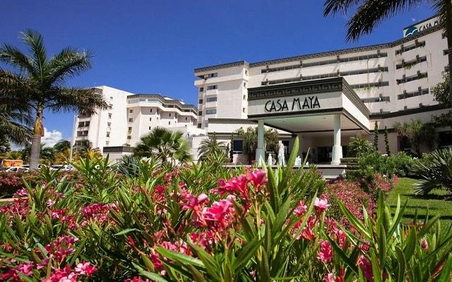 Hotel Casa Maya Cancún en Zona Hotelera