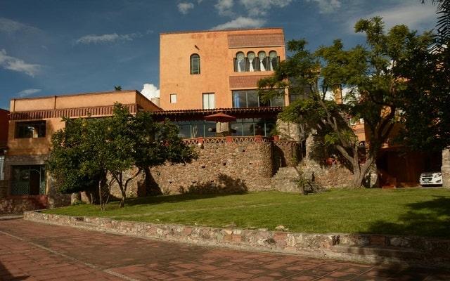Hotel Casa Mellado en Guanajuato Ciudad