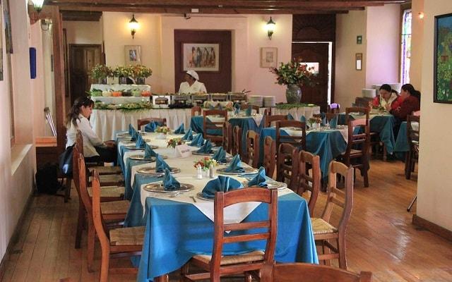 Hotel Casa Mexicana, escenario ideal para tus alimentos