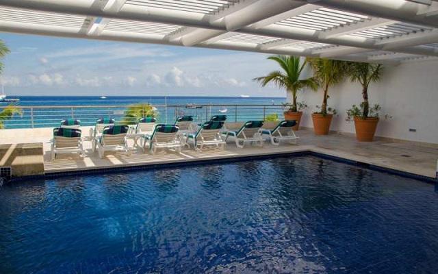 Hotel Casa Mexicana Cozumel, disfruta de su alberca con vistas increíbles del océano
