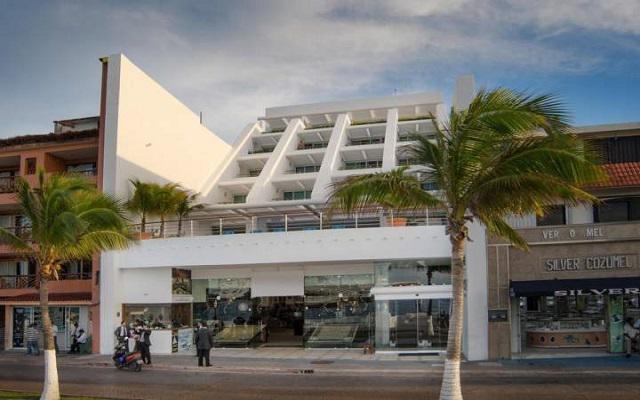 Hotel Casa Mexicana Cozumel en Cozumel Centro