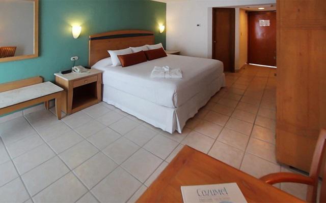 Hotel Casa Mexicana Cozumel, amplias y luminosas habitaciones