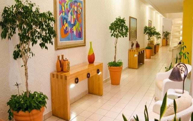 Hotel Casa Mexicana Cozumel, instalaciones limpias y confortables