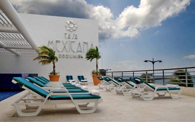 Hotel Casa Mexicana Cozumel, disfruta de escenarios fascinantes