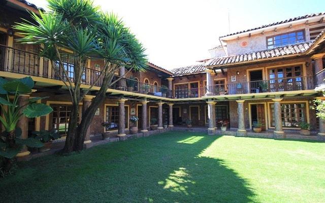 Hotel Casa Mexicana, cómodas instalaciones