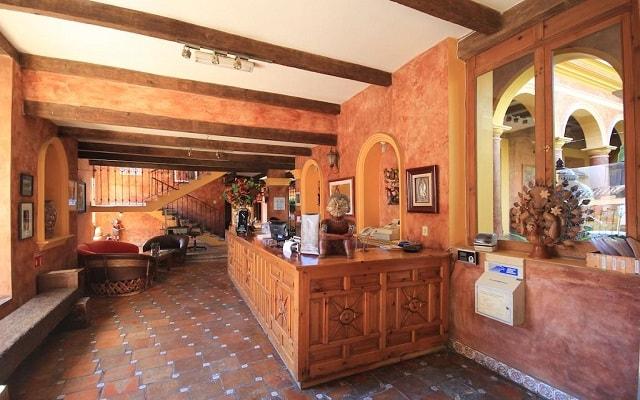 Hotel Casa Mexicana, atención personalizada desde el inicio de tu estancia
