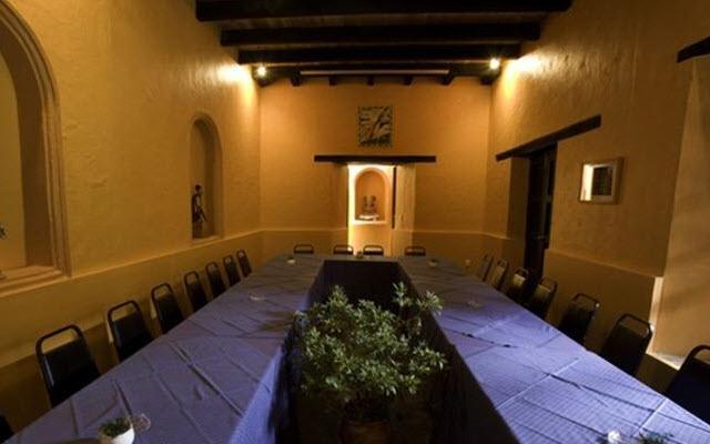 Hotel Casa Mexicana, salón de eventos