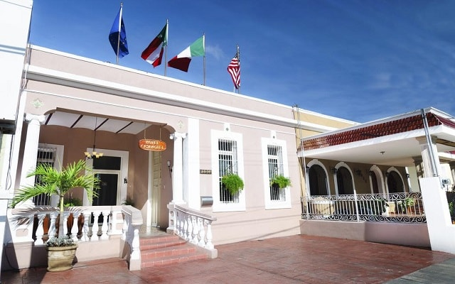 Hotel Casa Nobel en Mérida Centro
