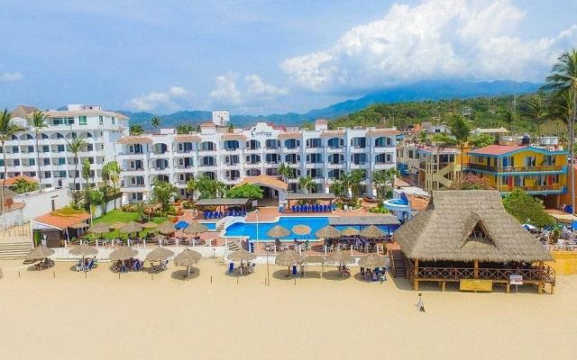 Hotel Casablanca Resort en Rincón de Guayabitos