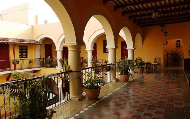 Vista interior del Hotel Castelmar