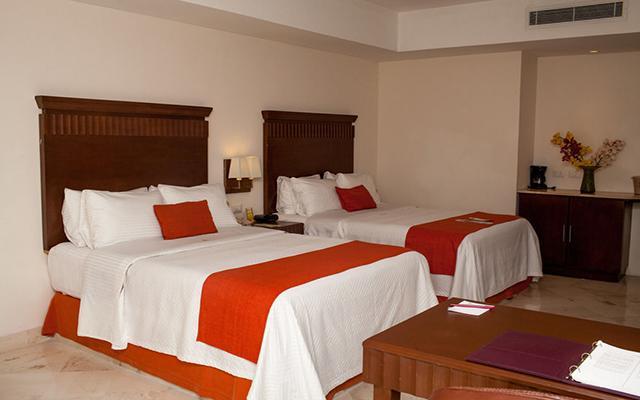Hotel Castelo, habitaciones bien equipadas