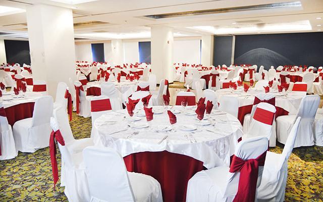 Hotel Castelo, salón para eventos