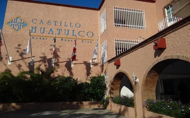 Hotel Castillo Huatulco en Bahía Santa Cruz