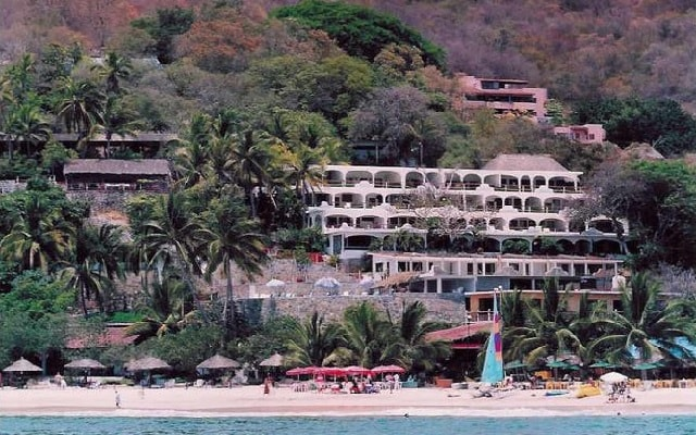 Hotel Catalina Beach Resort en Zihuatanejo