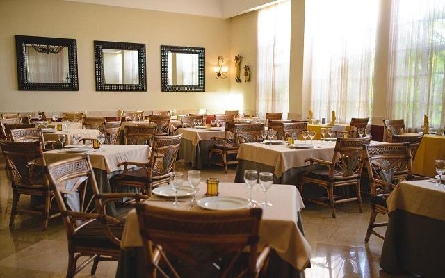 Hotel Catalonia Royal Tulum, buena propuesta gastronómica