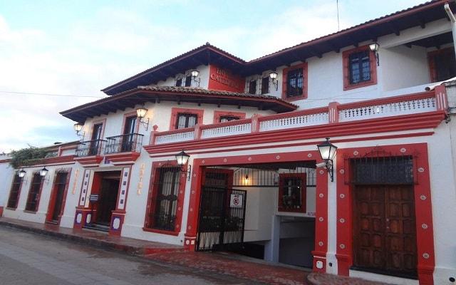 Hotel Catedral San Cristóbal de las Casas en San Cristóbal