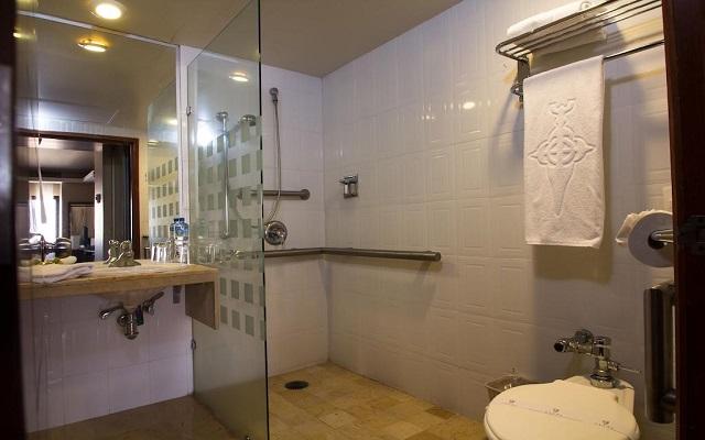 Hotel Celta, amenidades de calidad