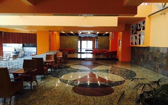 Hotel Celta, relájate en espacios agradables