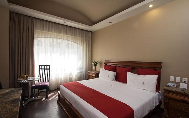 Hotel Celta, habitaciones bien equipadas