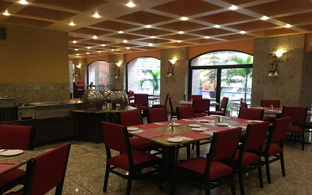 Hotel Celta, Restaurante Santa Tecla