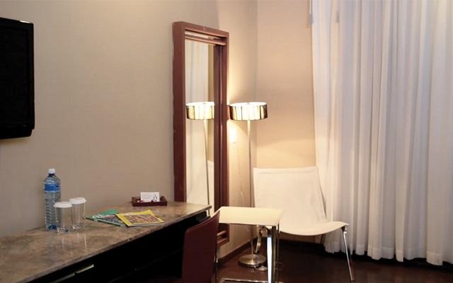 Hotel Celta, habitaciones con todas las amenidades
