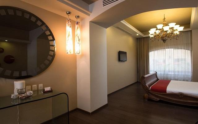 Hotel Celta, lujo y confort en cada sitio