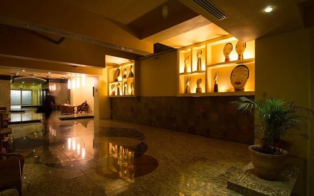 Hotel Celta, recepción