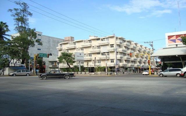 Hotel Central Veracruz en Veracruz Puerto