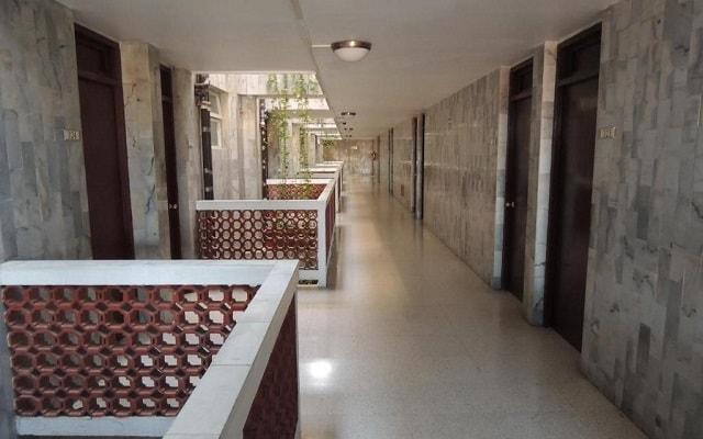 Hotel Central Veracruz, cómodas instalaciones