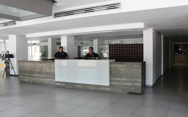Hotel Central Veracruz, atención personalizada desde el inicio de tu estancia