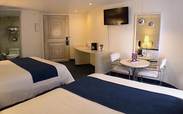 Hotel Century Zona Rosa, espacios diseñados para tu descanso