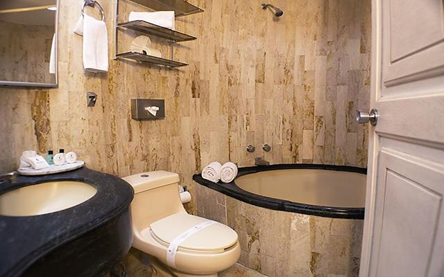 Hotel Century Zona Rosa, amenidades de primera clase