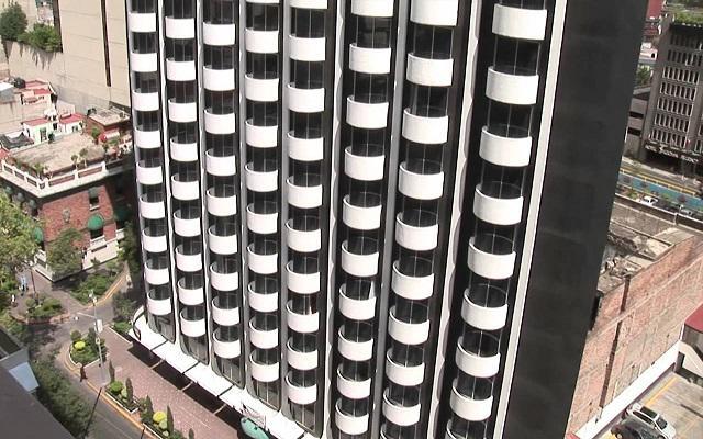 Hotel Century Zona Rosa, buena ubicación