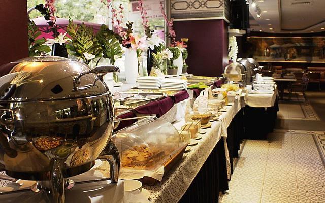 Hotel Century Zona Rosa, gastronomía de calidad