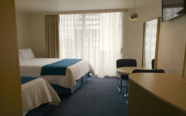 Hotel Century Zona Rosa, habitaciones bien equipadas