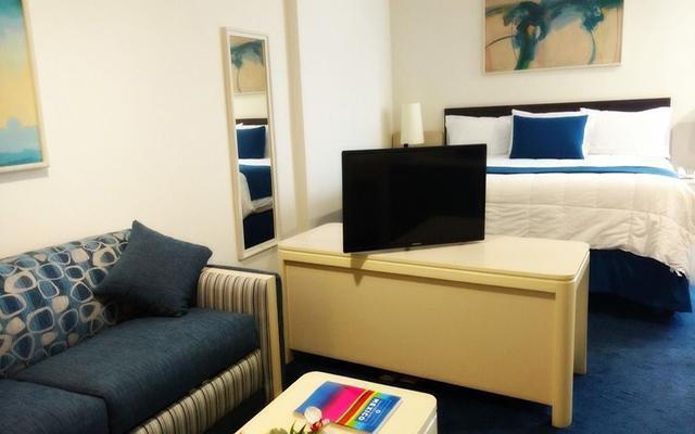 Hotel Century Zona Rosa, habitaciones con todas las amenidades