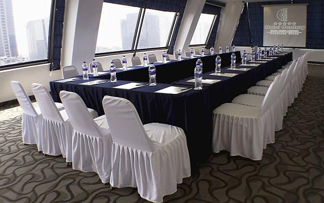 Hotel Century Zona Rosa, ambientes ideales para tus reuniones