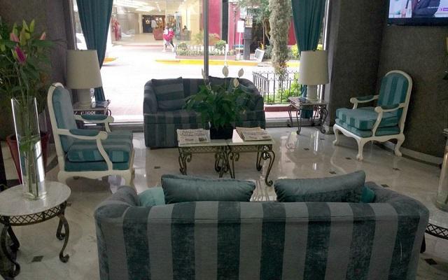 Hotel Century Zona Rosa, Lobby